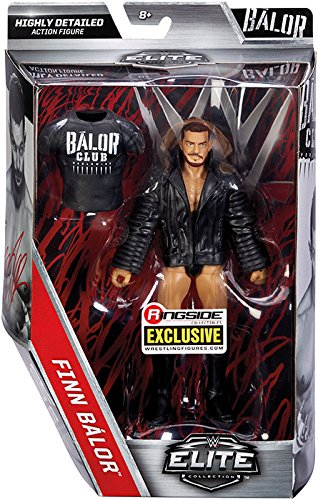 WWE ''Balor Club'' Finn Balor Ringside Collectibles Mattel Elite Exclusive Toy Wrestling Action Figure by WWE