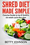 Shred Diet Made Simple, Betty Johnson, 1628844302