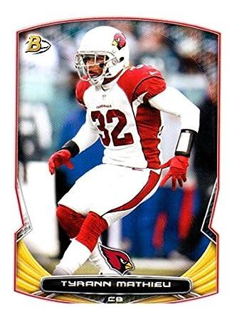 cf1f1f11b 2014 Bowman Veteran Paper #3 Tyrann Mathieu Cardinals NFL Football Card  NM-MT
