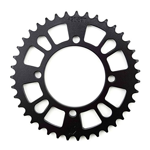 TC-Motor 420 76mm 39 Tooth 39T Rear Chain Sprocket For Chinese Pit Dirt Bike Motorcycle Motocross 50cc 70cc 90cc 110cc 125cc 140cc 150cc 160cc ()