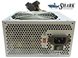SHARK TECHNOLOGY® 600W 120mm Cooling Fan Single Rail +12V ATX Power Supply Upgrade for PC/HP/Dell Dimension Desktop Computer P/N: YH542 L305P-01 CX305N-00 L305N-00 N305P-00 ...