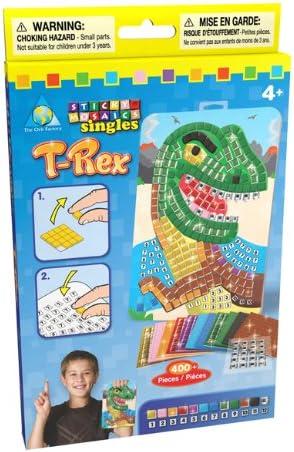 T Rex ORB63276 Loisir Creatif ORB Factory Mini Mosaique