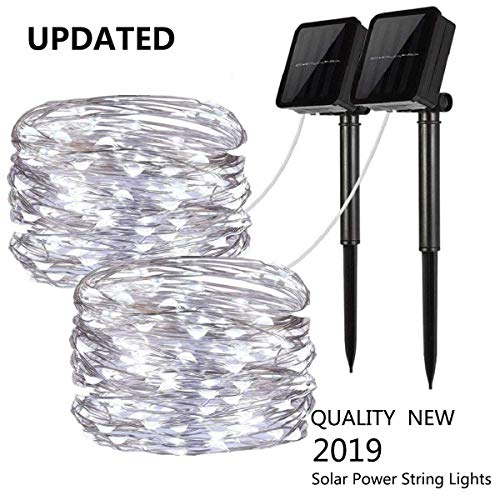 Outdoor Solar Fairy Lights Review in US - 9