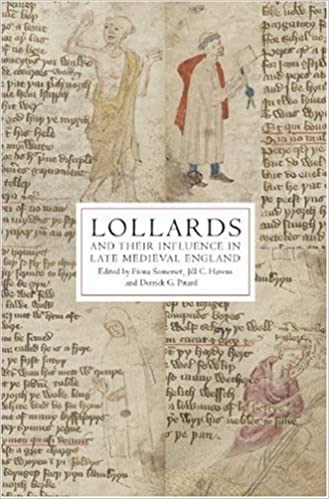 Téléchargement du livre Kindle Lollards and their Influence in Late Medieval England PDF
