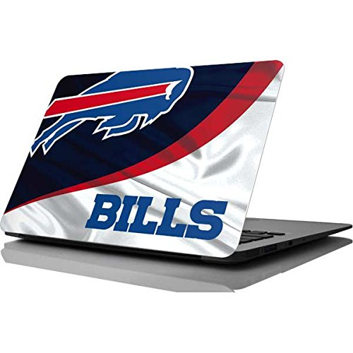 Skinit NFL Buffalo Bills MacBook Air 11.6 (2010-2016) Skin - Buffalo Bills Design - Ultra Thin, Lightweight Vinyl Decal Protection by Skinit