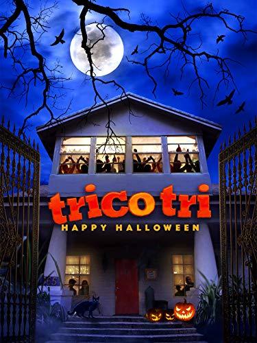 (Trico Tri Happy Halloween)