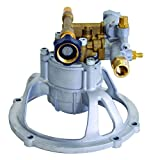 SIMPSON Cleaning 90027 Axial Cam Vertical Pressure Washer Replacement Pump 8.6CAV12B 3100PSI @ 2.5 GPM with Brass Head and PowerBoost Technology
