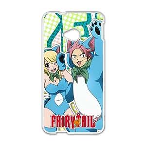 Fairy Tail White HTC M7 case