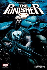 The Punisher - Deluxe, tome 4 par Leandro Fernandez