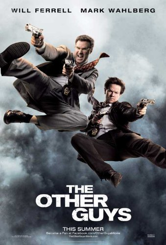 The Other Guys 27x40 Movie Poster