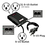 ESP Digital QC Surge Protector/Noise Filter
