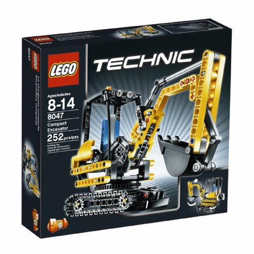 LEGO TECHNIC Mini Excavator 8047