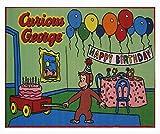 Fun Rugs Curious George CG-03 Birthday Area Rug