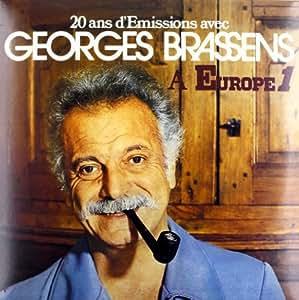 20 Ans D'Emissions Avec Georges Brassens [Vinilo]