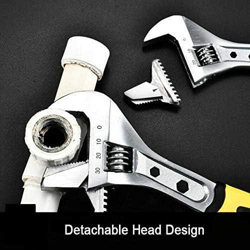 Adjustable Spanner Monkey Wrench 10