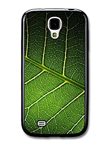 Natural Green Leaf Design case for Samsung Galaxy S4 by ruishername
