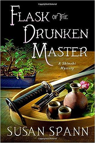 Flask of the Drunken Master: A Shinobi Mystery Shinobi ...