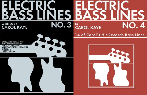 Electric Bass Lines No.3&4