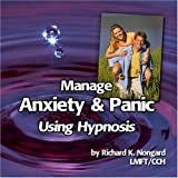 Manage Anxiety and Panic with Hypnosis Audio Program