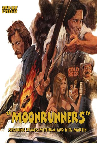 - Moonrunners-DVD Movie-Starring James Mitchum and Kiel Martin
