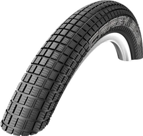 Schwalbe Crazy Bob Wire Bead Tire, 24 x 2.35-Inch, Black