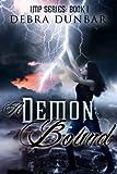 Bargain eBook - A Demon Bound