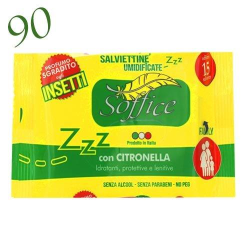 1 Salviettine antizanzare stenago