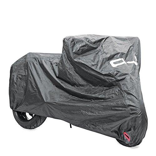 OJ - M026 - Bâ che pour moto, impermé able, noire, pour Honda X-ADV 750 Desert Track  2018 imperméable ONLYMOTO