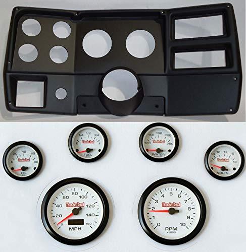 85 chevy truck gauges - 9