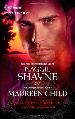 book cover of Vacation With a Vampire...and Other Immortals