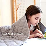 CO-Z 7lbs Weighted Blanket for Kids, Size 41x60