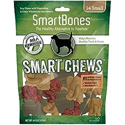 SmartBones Smart Chews (14 Small Safari Chews)