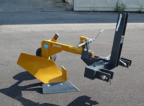 Einscharpflug für Kleintraktoren von 14 bis 25 PS - DP- 16