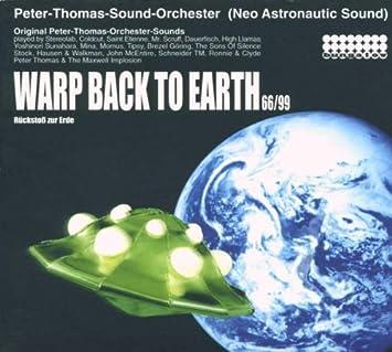Warp Back To Earth 66 99 Amazoncouk Music