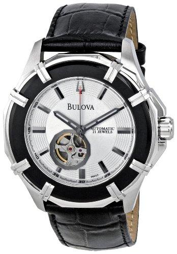 042429487017 - Bulova Men's 96A123 BVA Dual aperture dial Watch carousel main 0