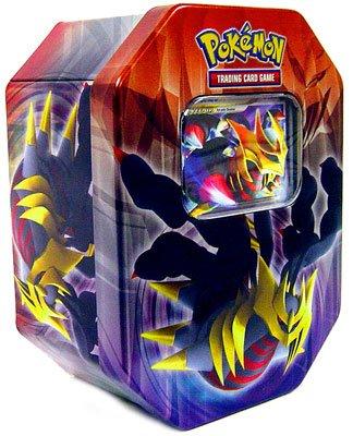 Pokemon Platinum 2009 Spring Collector Tin - Giratina X (Pokemon Giratina)