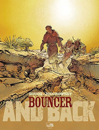 Bouncer 09: And Back