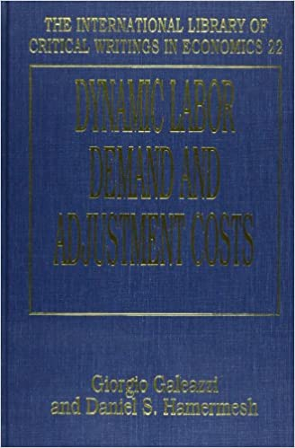 HAMERMESH LABOR DEMAND EPUB