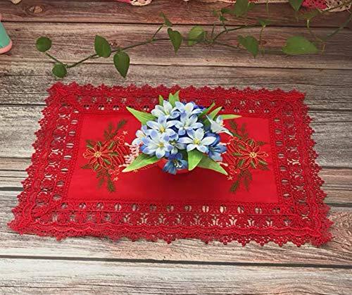 CloudSun Holiday Christmas Table Placemat 12
