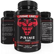 Prime Labs Men's Testosterone Supplement (60 Caplets...