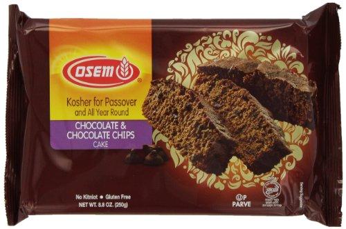 Osem Cake Mix Chocolate With Chocolate Chip,8.8000-ounces (Pack (Osem Chocolate Cake)