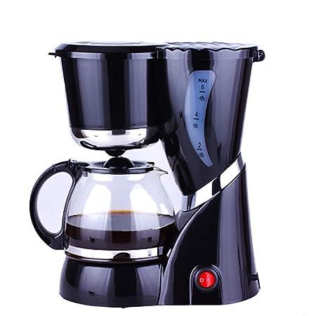 Máquina de café, cafetera eléctrica semiautomática de 0.6L ...