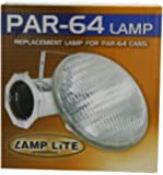 Lamplite 500 Watt Par 64 Par Lamp With Mogul Plug Medium Flood