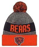 chicago bears sideline - Chicago Bears Cuffed Pom Sport Knit by New Era