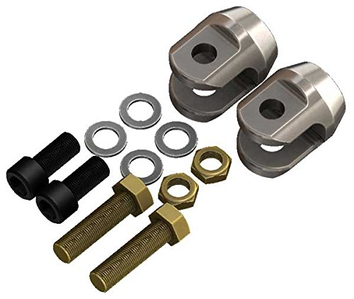 DOUBLE ENDED RAM CLEVIS KIT by Barnes 4WD