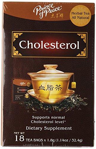 Prince of Peace Cholesterol Herbal Tea