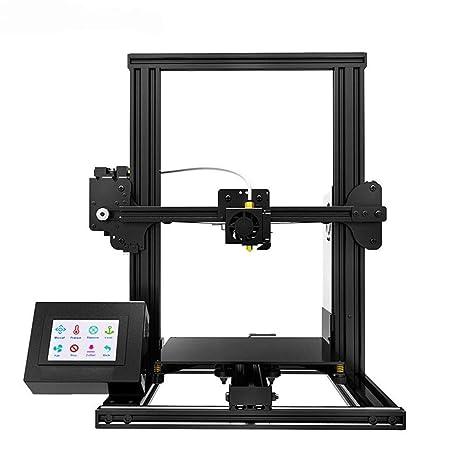 Impresora 3D Impresora 3D de Escritorio de Aluminio de Bricolaje ...