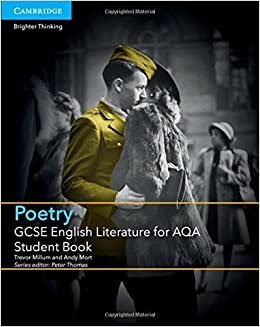 Book GCSE English Literature for AQA Poetry Student Book by Trevor Millum (29-Jan-2015)