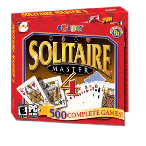 Solitaire Master 4 (Jewel Case) - -