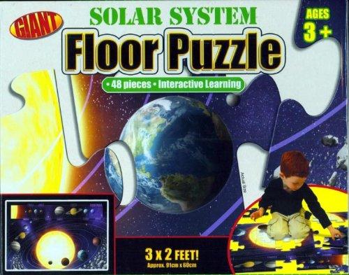 48 Piece Solar System - 5